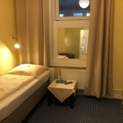 Economy Zimmer Hotel Pension Alpha in Hamburg St. Georg
