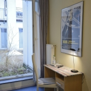 Einzelzimmer Hotel Pension Alpha in Hamburg St. Georg
